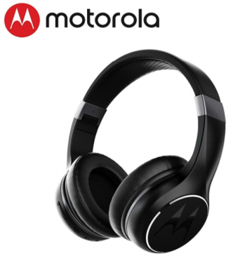 Motorola Escape 220 Over-The-Ear Bluetooth Wireless Headphones