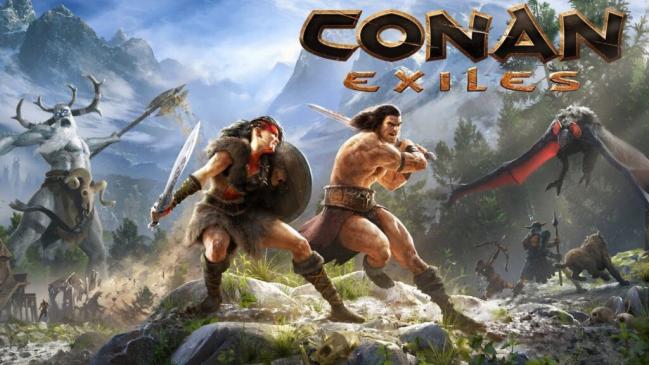 Conan Exiles-release new version
