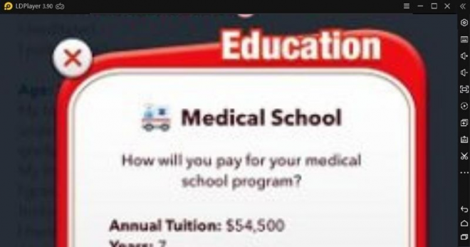 get an education