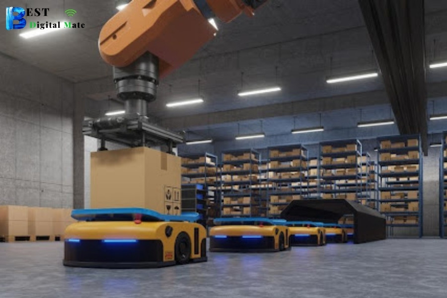 he AutoStore system delivers on a number of fronts